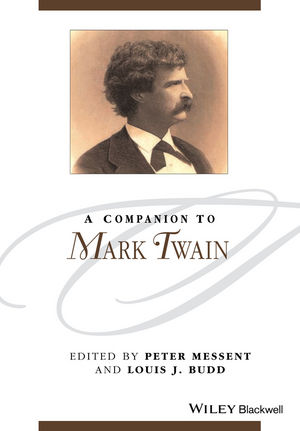 A Companion to Mark Twain (1119117917) cover image