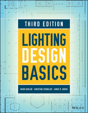 Lighting Design Basics, 3rd Edition (1119394317) cover image