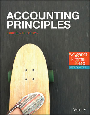 Accounting Principles, 13th Edition