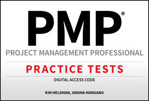 PMP: Project Management Professional Exam Practice Tests Digital Access Code