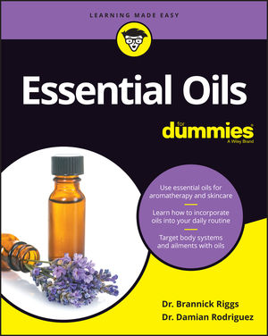 Essential Oils For Dummies