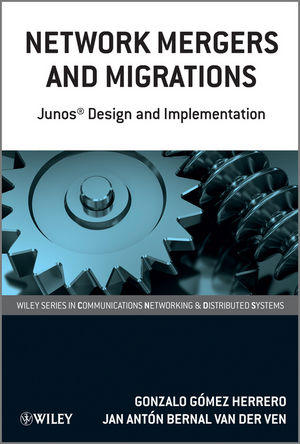 Network Mergers and Migrations: Junos Design and Implementation (1119964717) cover image