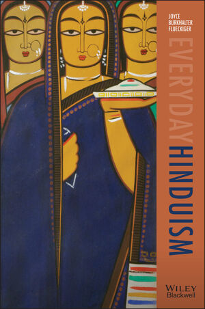 Everyday Hinduism (1405160217) cover image