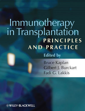 Immunotherapy in Transplantation: Principles and Practice (1405182717) cover image