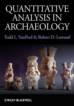 Quantitative Analysis in Archaeology (1405189517) cover image