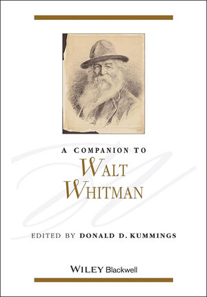 A Companion to Walt Whitman (1405195517) cover image