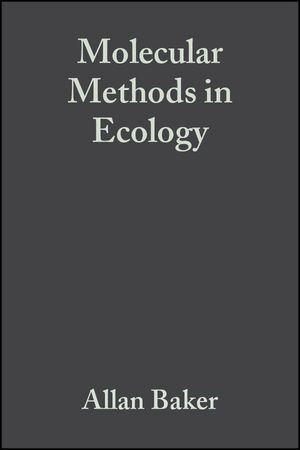 Molecular Methods in Ecology (1444311417) cover image