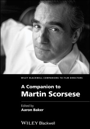 A Companion to Martin Scorsese (1444338617) cover image