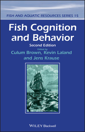 Fish Cognition and Behavior, 2nd Edition (1444342517) cover image