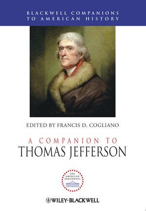 A Companion to Thomas Jefferson (1444344617) cover image