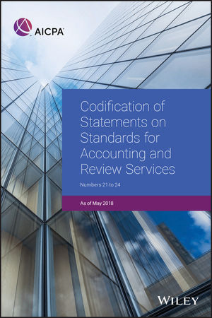 Codification of Statements on Standards for Accounting and Review Services: Numbers 21-24