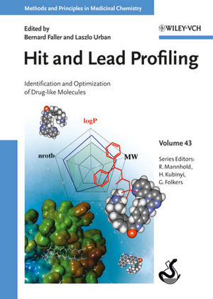 Hit and Lead Profiling: Identification and Optimization of Drug-like Molecules, Volume 43 (3527323317) cover image