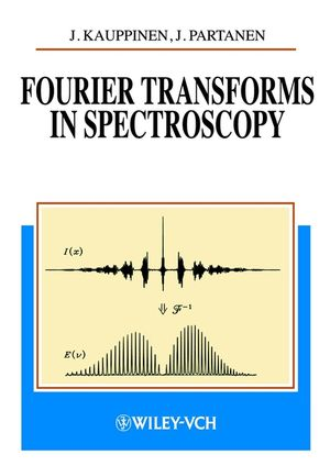 Fourier Transforms in Spectroscopy (3527635017) cover image