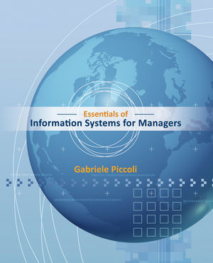 Essentials of Information Systems for Managers: Text Only (EHEP002017) cover image