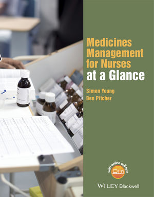 Medicine Management for Nurses at a Glance (EHEP003517) cover image