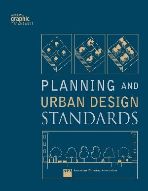 Planning and Urban Design Standards Online (WS100117) cover image
