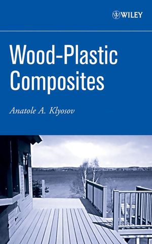 Wood-Plastic Composites (0470148918) cover image
