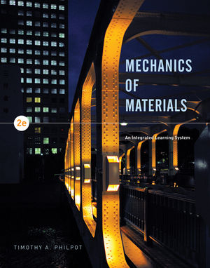 Mechanics of Materials: An Integrated Learning System, 2nd Edition (0470571918) cover image