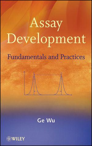 Assay Development: Fundamentals and Practices (0470583118) cover image
