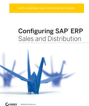 Configuring SAP ERP Sales and Distribution (0470641118) cover image