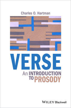 Verse: An Introduction to Prosody (0470656018) cover image