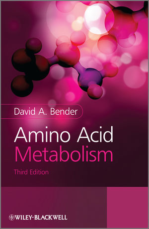 Book Cover Image for Amino Acid Metabolism, 3rd Edition