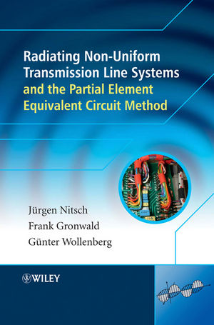 Radiating Nonuniform Transmission-Line Systems and the Partial Element Equivalent Circuit Method  (0470682418) cover image