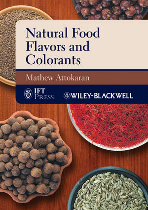 Natural Food Flavors and Colorants (0470959118) cover image
