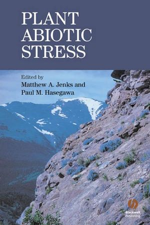 Plant Abiotic Stress (0470994118) cover image