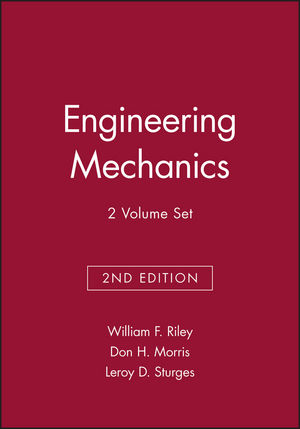 Engineering Mechanics, 2 Volume Set , 2nd Edition (0471138118) cover image