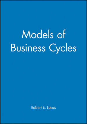 Models of Business Cycles (0631147918) cover image