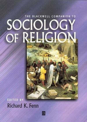 The Blackwell Companion to Sociology of Religion (0631212418) cover image