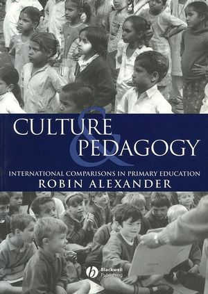Culture and Pedagogy: International Comparisons in Primary Education (0631220518) cover image