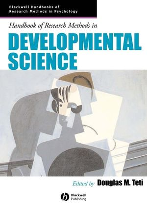 Handbook of Research Methods in Developmental Science (0631222618) cover image