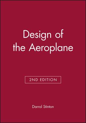 Design of the Aeroplane, 2nd Edition