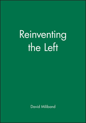 Reinventing the Left (0745613918) cover image