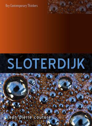 Sloterdijk (0745663818) cover image