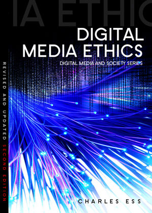 Digital Media Ethics, 2nd Edition (0745672418) cover image