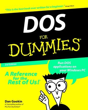 DOS For Dummies, 3rd Edition