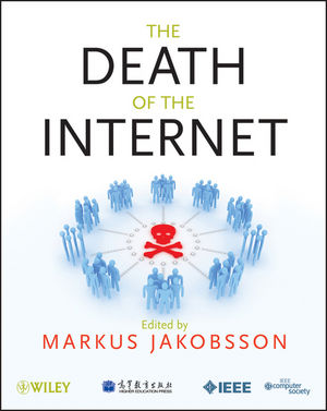 The Death of the Internet (1118062418) cover image