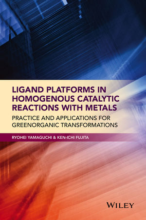 Ligand Platforms in Homogenous Catalytic Reactions with Metals: Practice and Applications for Green Organic Transformations