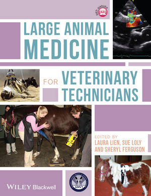 Large Animal <span class='search-highlight'>Medicine</span> for <span class='search-highlight'>Veterinary</span> Technicians