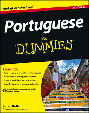 Portuguese For Dummies, 2nd Edition