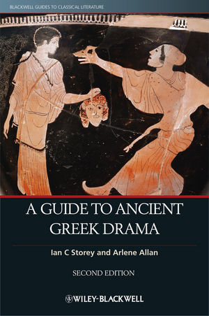 A Guide to Ancient Greek Drama, 2nd Edition (1118455118) cover image