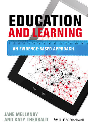 Education and Learning: An Evidence-based Approach (1118483618) cover image