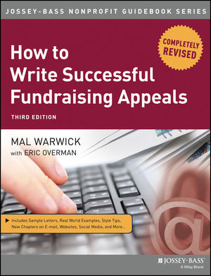 How to Write Successful Fundraising Appeals, 3rd Edition (1118573218) cover image