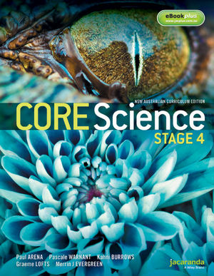 Core Science Stage 4 NSW Australian Curriculum Edition & eBookPLUS