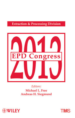 EPD Congress 2013 (1118658418) cover image