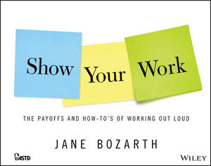 Show Your Work (1118864018) cover image