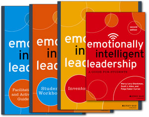 Emotionally Intelligent Leadership for Students: Deluxe Facilitator Set, 2nd Edition